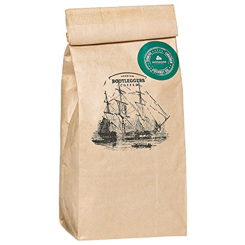 Bootleggers Coffee Heart Healthy Blend Coffee Grounds.