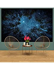Night At The Jungle Tapestry - Multi-functional Wall Hanging Indian Art Home Decoration Bedroom Décor Living Room Door Curtain Balcony Sheer Room Divider