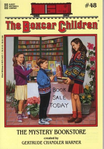 The Mystery Bookstore - Book #48 of the Boxcar Children