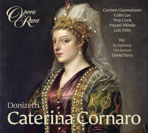 David Cook - Donizetti: Caterina Cornaro - Zortam Music