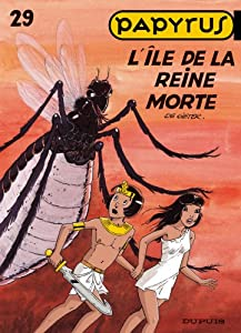 """Afficher """"Papyrus n° 29 L'Ile de la reine morte"""""""