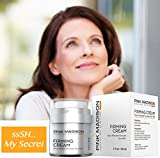 Anti Aging Face Cream. Neck and Face Tightening