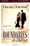 Boundaries in Dating, Henry Cloud and John Townsend, 0310238757