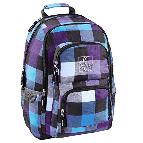 Louth BACKPACK Pool Green 00124835 Caribbean Out 'All Check Check wxRtEBqq