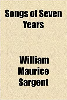 Book Songs of Seven Years