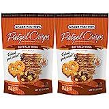Snack Factory Buffalo Wing Pretzel Crisps 7.2oz (2 pack)