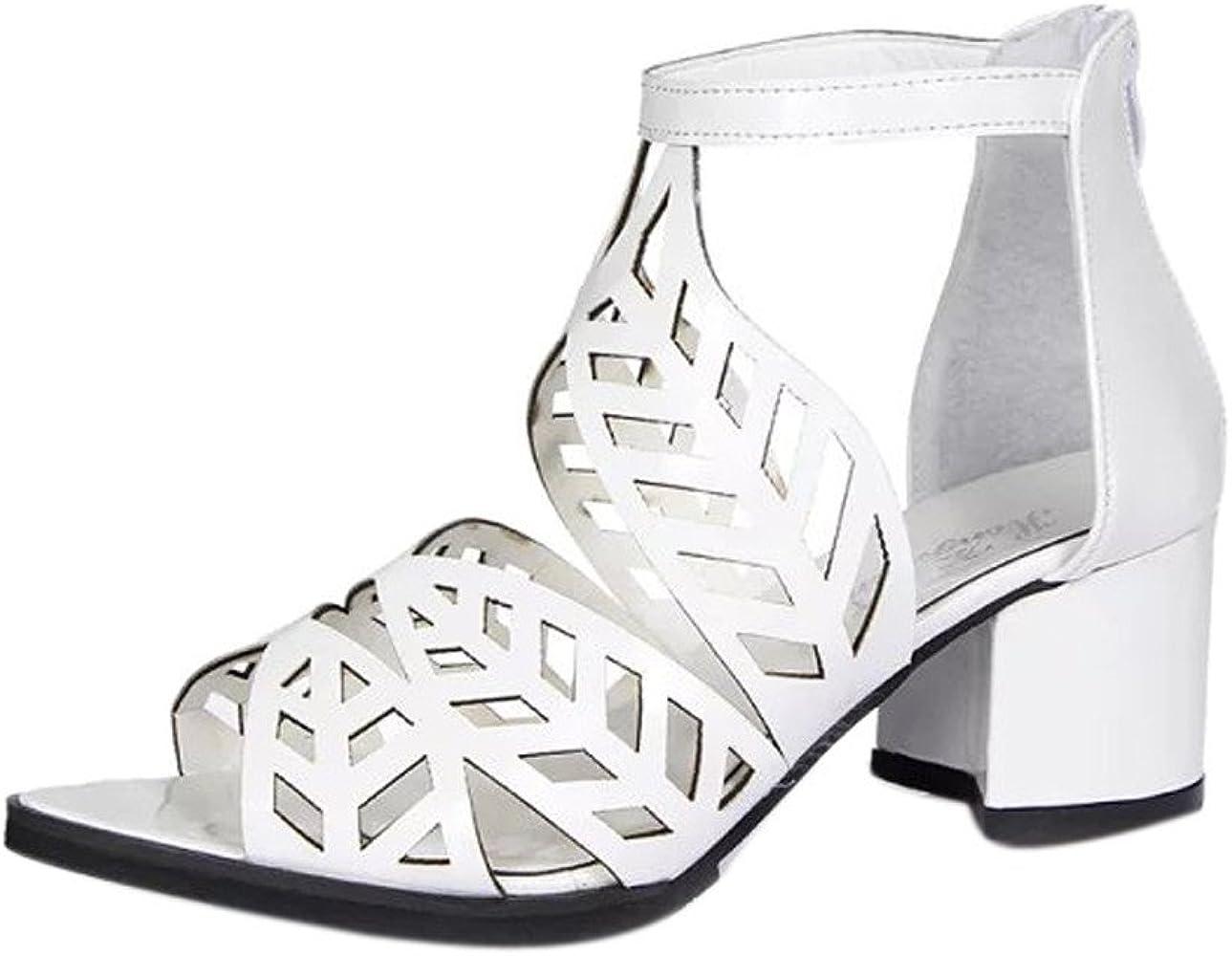 Sandalias Mujer Verano 2019,YiYLunneo Zapatos De Mujer De