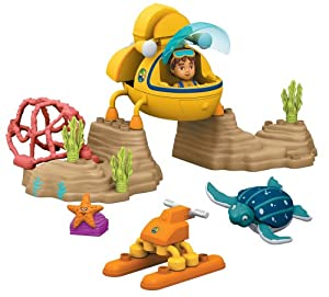 Mega Bloks Diego's Buildable Underwater Rescue
