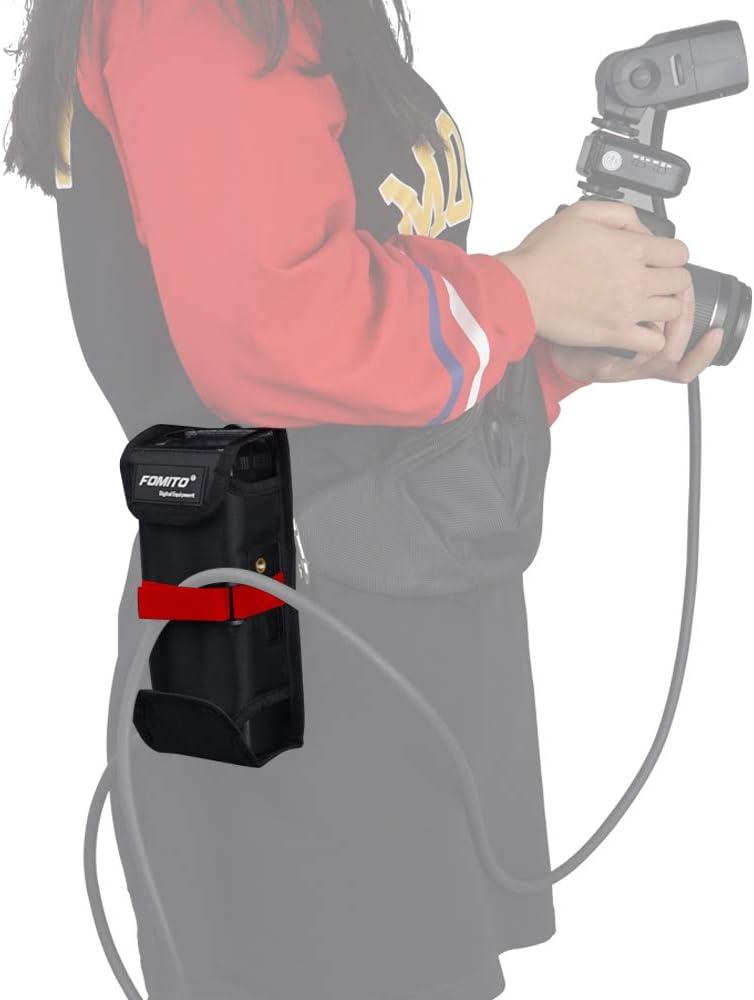 Fomito Portable Pouch BS200Pro for Godox AD200Pro AD200 Pocket Flash