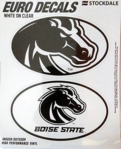 boise state window decal - 4
