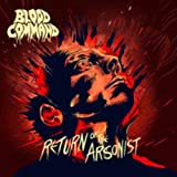 51oJ9uPeDoL. SL160  - Blood Command - Return of The Arsonist (EP Review)