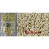 Callebaut White Chocolate 25.9% Callets 3 lbs
