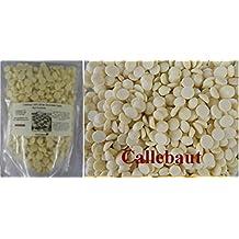 Callebaut White Chocolate 25.9% Callets 1 lb