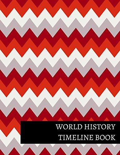 World History Timeline Book