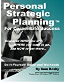 Personal Strategic Planning, Samuel Koshy, 1594572887