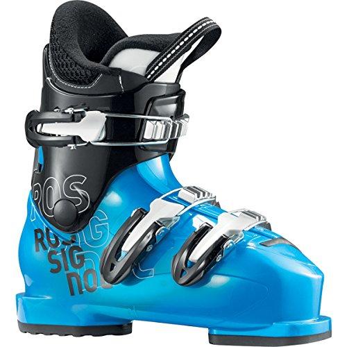 - Rossignol TMX J3 Ski Boot - Kids' Black/Blue, 20.5