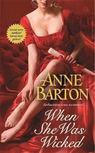 book cover of When She Was Wicked