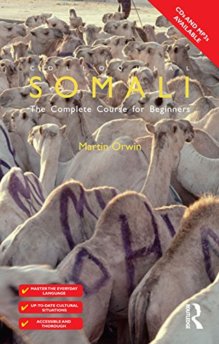 Download Colloquial Somali (eBook And MP3 Pack) Pdf