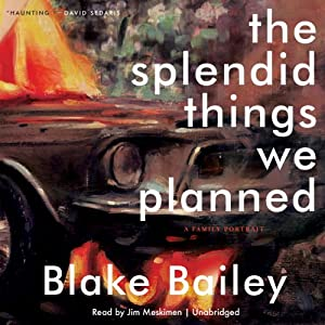 The Splendid Things We Planned Audiobook