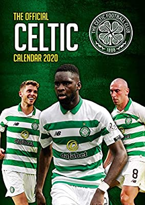The Official Celtic F.C. Calendar 2020