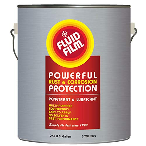 Fluid Film 1 Gallon Can Rust Inhibitor Rust Prevention Anti