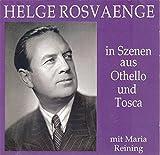 Helge Rosvanenge: In Szenen aus Othello und Tosca by Rosvaenge