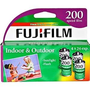 Fujifilm Superia 200 35mm Color Film Roll