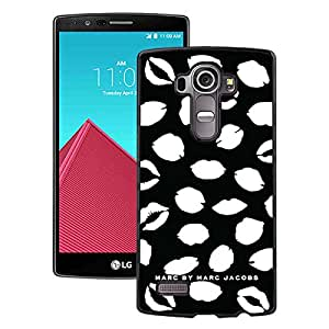 Marc by Marc Jacobs 19 Black Abstract Personalized Picture LG G4 Case