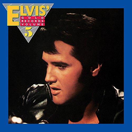 Elvis' Gold Records Volume 5 (180 Gram Audiophile Translucent Gold Vinyl/Limited Anniversary Edition/Gatefold Cover) ()