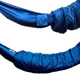 Worldling WATERPROOF 30 DEGREE Hammock Sleeping bag, Underquilt, Pod system, Technical blanket, INCLUDED WITH Tree straps and Hammock