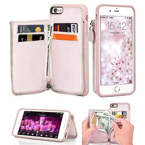 LAMEEKU iPhone Leather Shockproof Protective product image