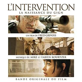 L'intervention (Bande originale du film) by Mike Kourtzer on Amazon