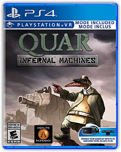 Quar Infernal Machines - PlayStation 4