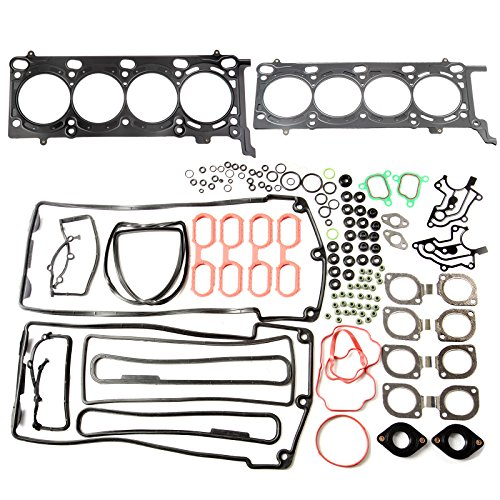 (ECCPP Replacement for Cylinder Head Gasket Set for BMW 540i E39 1999-2003 4.4L V8 M62 Automotive Replacement Engine Head Gaskets Kit)