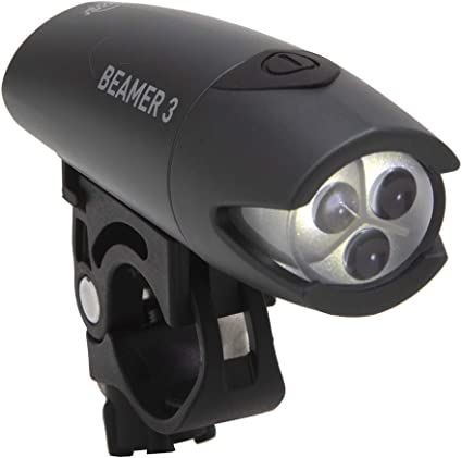 Black Planet Bike Beamer 3 Headlight