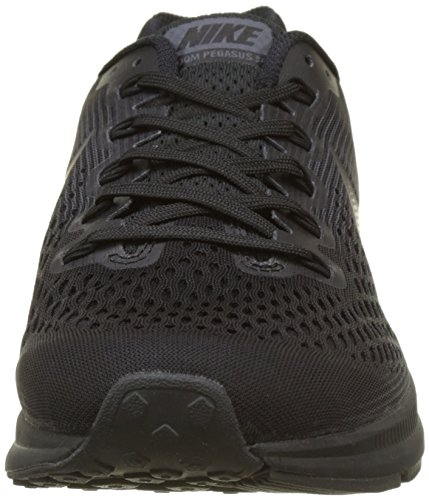 Air Trail Zoom 34 Pegasus Nero Uomo Dark Running Scarpe Anthracite Black da Nike Grey Ydw61qY