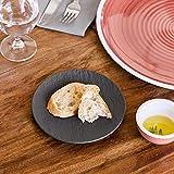 Villeroy & Boch Manufacture Rock Bread & Butter