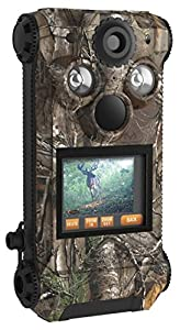 Wildgame Innovations Crush 12MP Touch Scouting LED Trail Camera