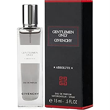 Amazoncom Gentlemen Only Absolute By Givenchy Eau De Parfum Spray