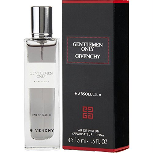 0.5 Ounce Parfum (Gentlemen Only Absolute By Givenchy Eau De Parfum Spray 0.5 Oz)