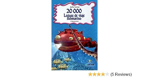 Amazon.com: 20 000 leguas de viaje submarino. Para ninos (Clasicos Para Ninos / Childrens Classics) (Spanish Edition) (9789706433930): Julio Verne: Books