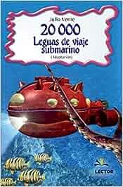 20,000 Leguas de Viaje Submarino: Clasicos Para Ninos
