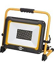 Brennenstuhl 1171250133 mobil LED spot JARO 1000 M, 900 lm, 100 Watt, Siyah Sarı