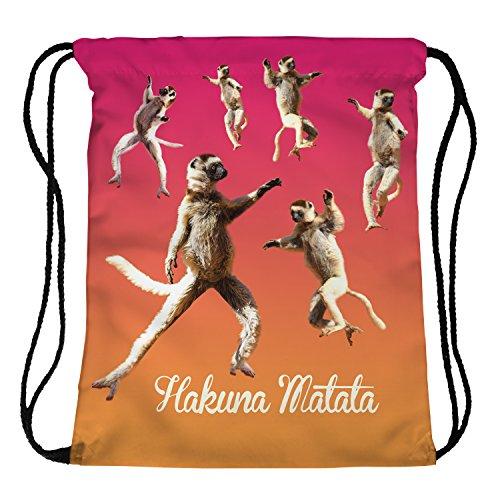 9b96e788b12a9 JOllify ANGELINA Hipster Turnbeutel Tasche Rucksack aus Baumwolle Farbe  schwarz Design Little Miss qKKa2aE6JM