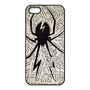 Personalized Durable Cases My Chemical Romance For iPhone 5, 5S Cell Phone Case Black Bnrla Protection Cover