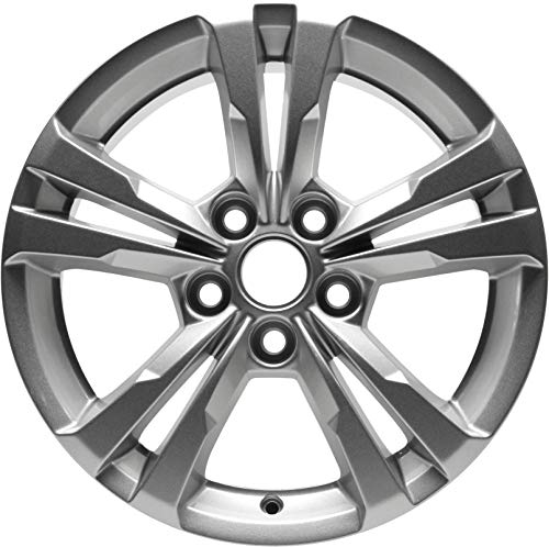 Partsynergy Car Wheel For New Aluminum Alloy Wheel Rim 17 Inch Fits 2010-2017 Chevy Equinox 5-120mm 10 -