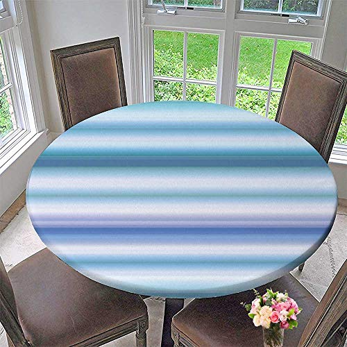 (PINAFORE HOME Modern Table Cloth Detail of Digital Tiles Highlighter Indoor or Outdoor Parties 59