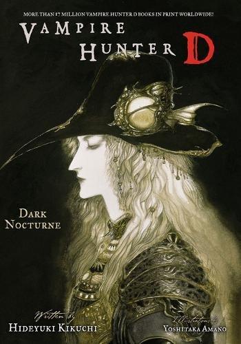 Vampire Hunter 10 Dark Nocturne product image