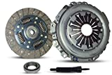 Clutch Kit Works With Set Pontiac Matiz Chevy Spark Byte Cargo DOT LS LT LTZ DOT ZMX Base Hatchback 2011-2015 1.2L l4 GAS DOHC Naturally Aspirated