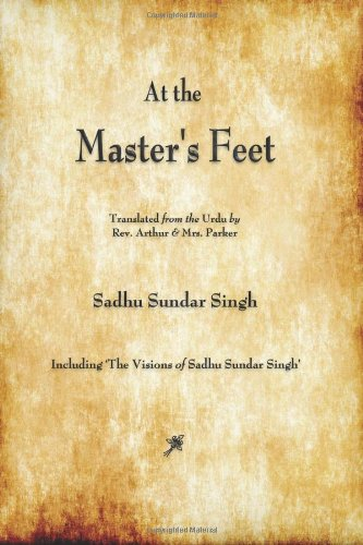 At The Master's Feet PDF